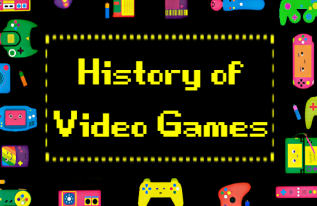 History of Video Games » Utica Public Library