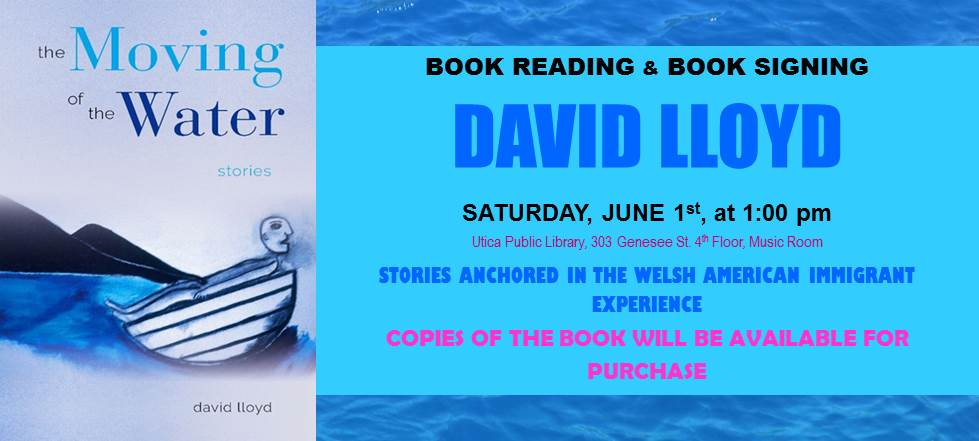 6.1 David Lloyd Book Signing