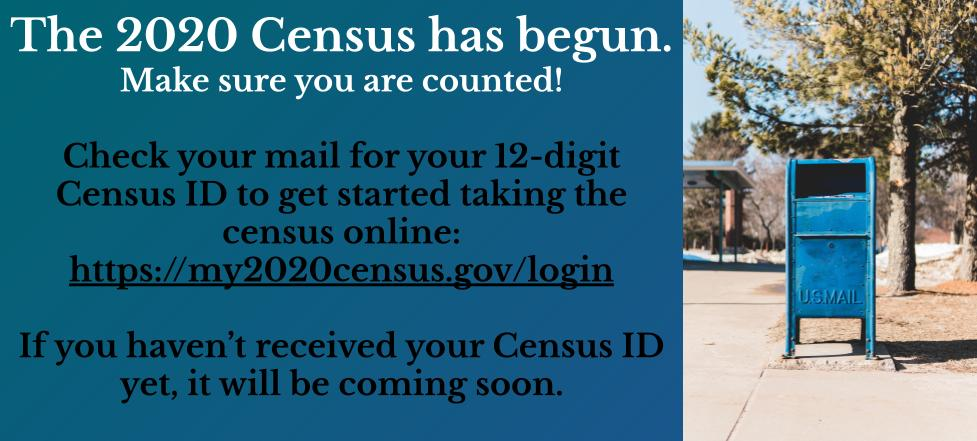 Census 2020 slide
