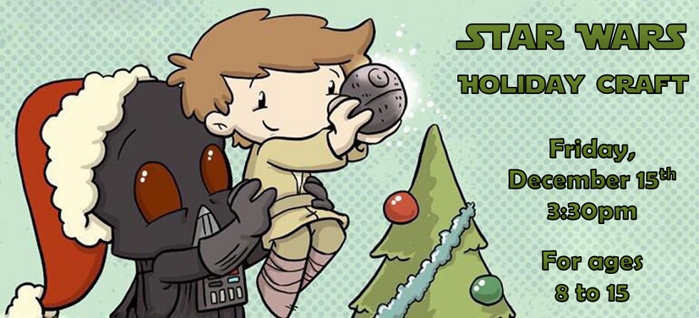 Dec 15 Star Wars Craft