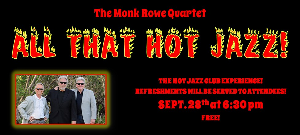 Jazz Monk Rowe