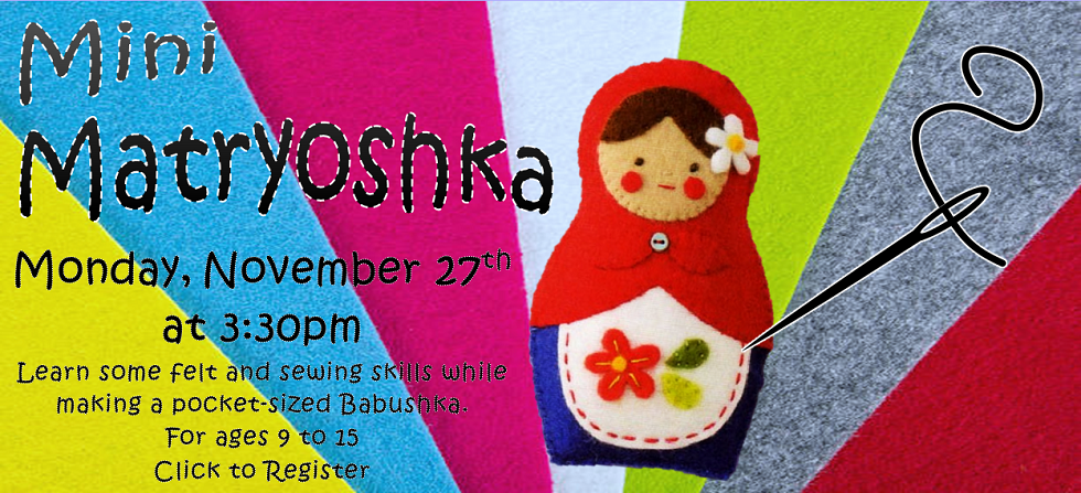 Nov 27 Mini Matryoshka