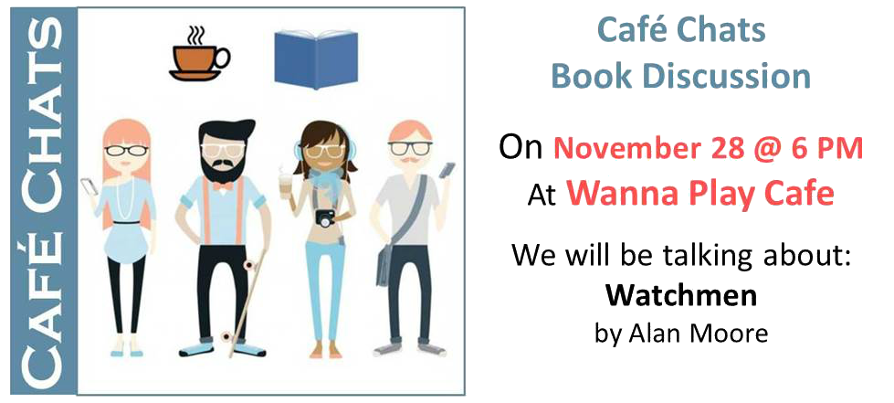 Nov Cafe Chats