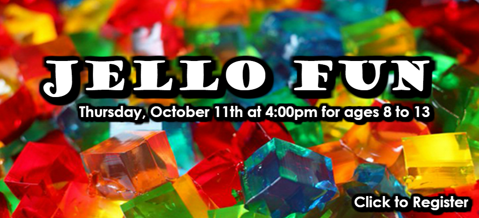 Oct 11 Jello