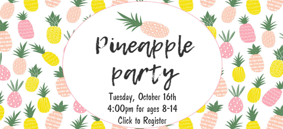 Oct 16 Pineapple