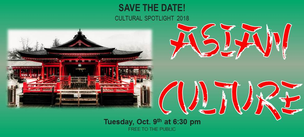 asian culture save the date