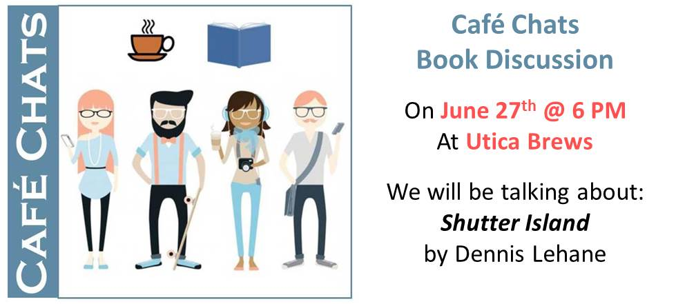cafe chats June 2018