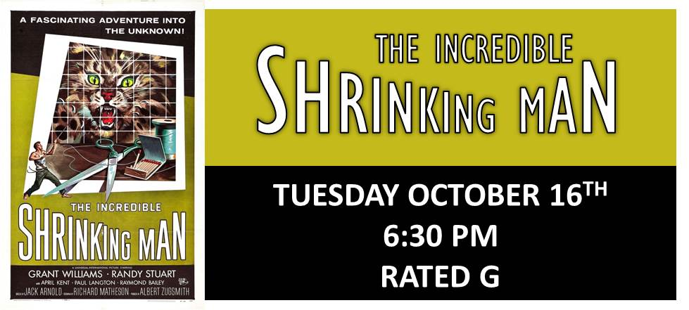 incredible shrinking man